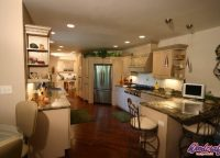 Kitchen Remodel by Michigan Contractor Woodcraft Design & Build