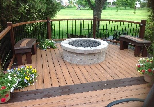 michigan brick patio installation woodcraft design build
