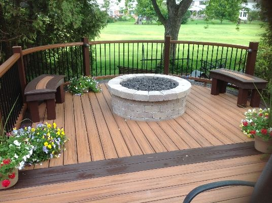 Michigan Brick Patio Installation Woodcraft Design Amp Build